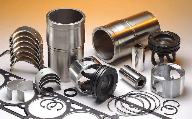 SPARE PARTS TRADING - 2T+M Kft